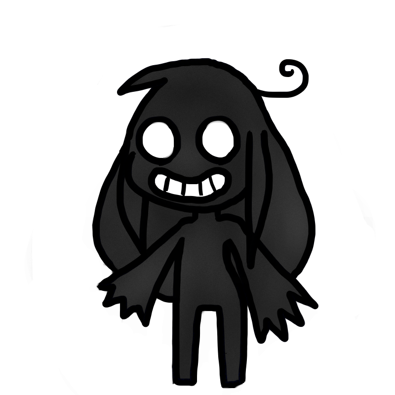 Scary png. By inkywings on deviantart