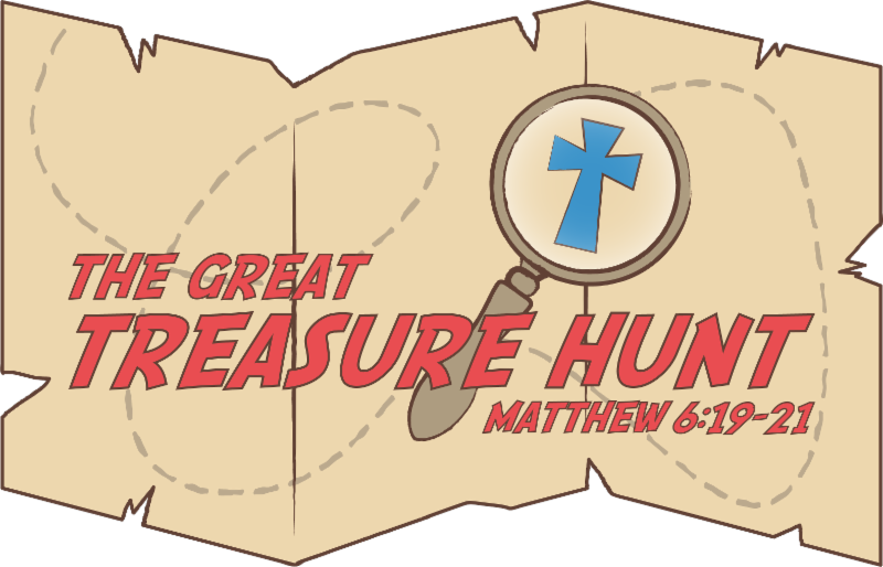 Scavenger hunt clipart vbs. Fbclc vacation bible