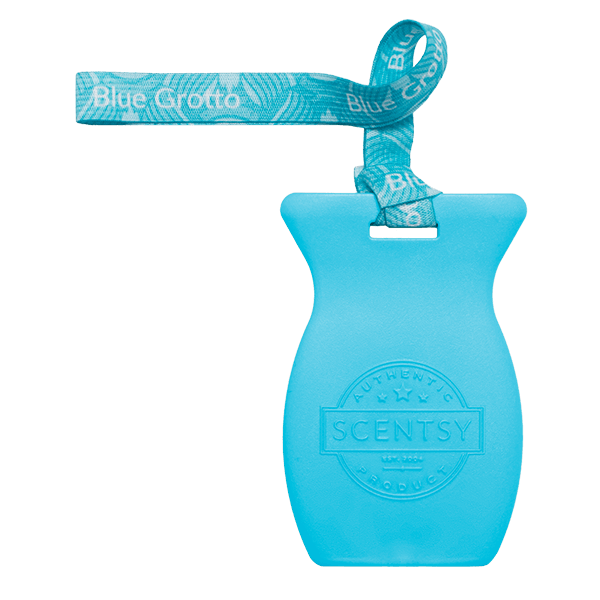 Scentsy svg car. New blue grotto bar