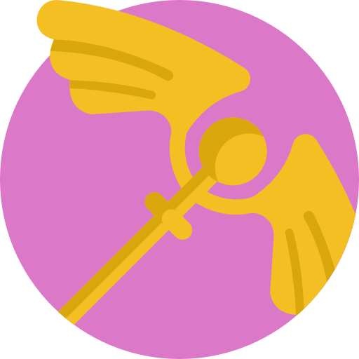 Scepter vector greek. Free shapes and symbols