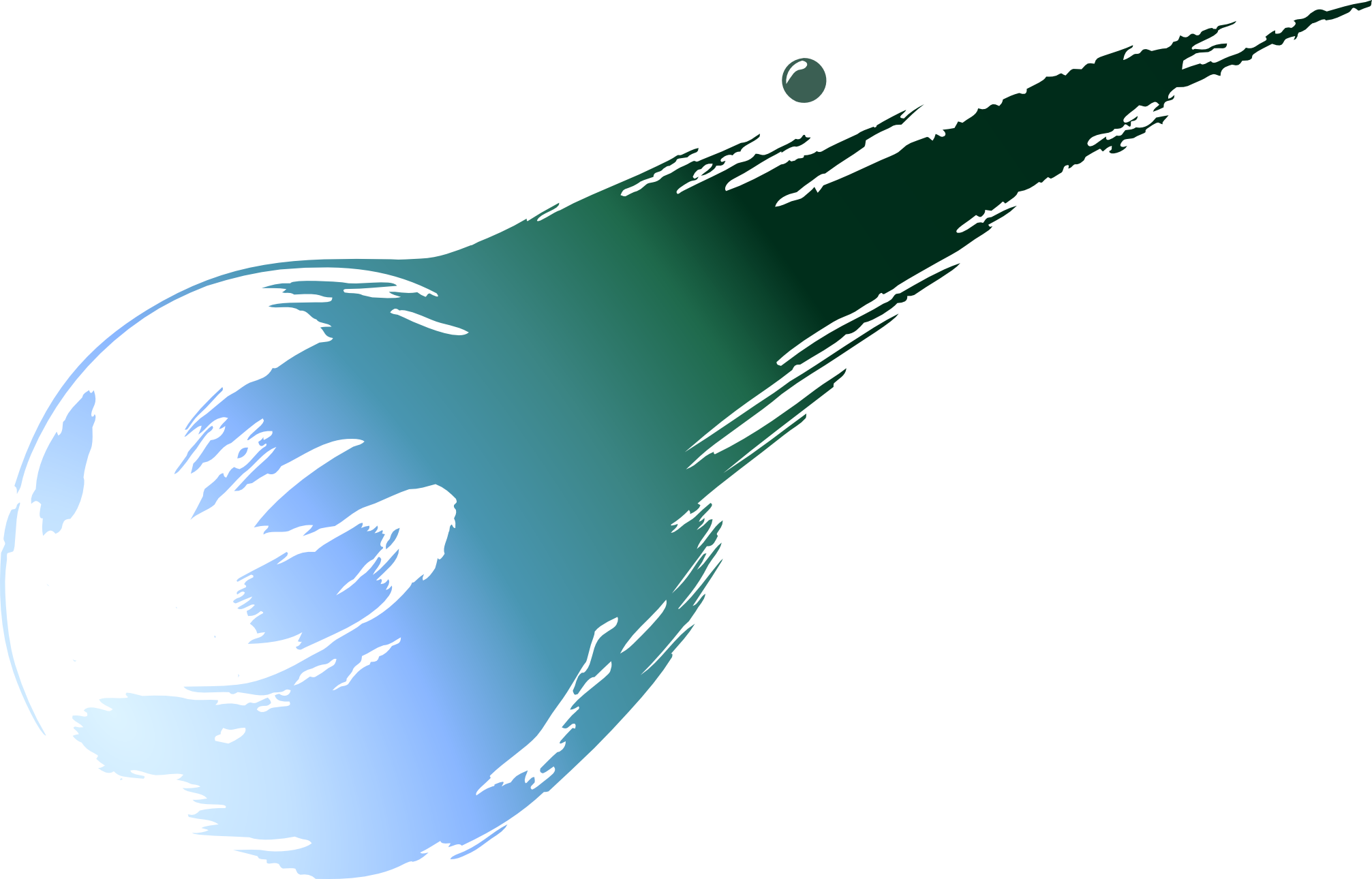 Scheme vector wallpaper. Final fantasy vii logo