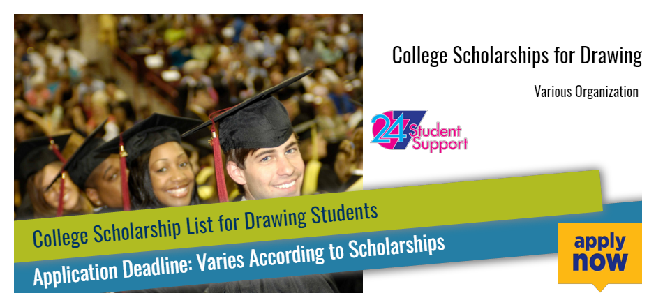 Scholarships drawing. College for usascholarships com
