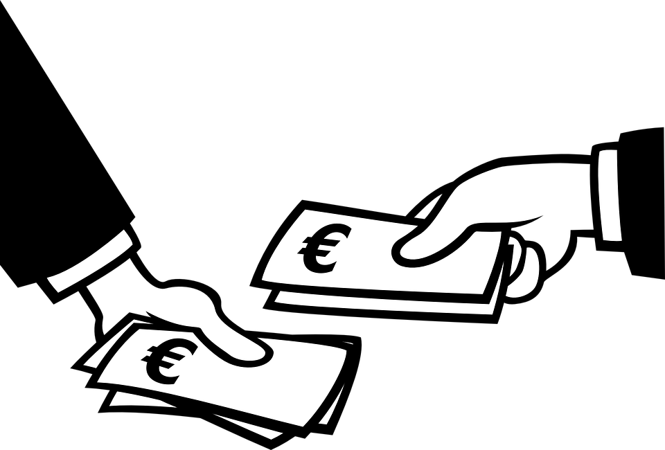 Scholarships drawing cartoon. How to find and