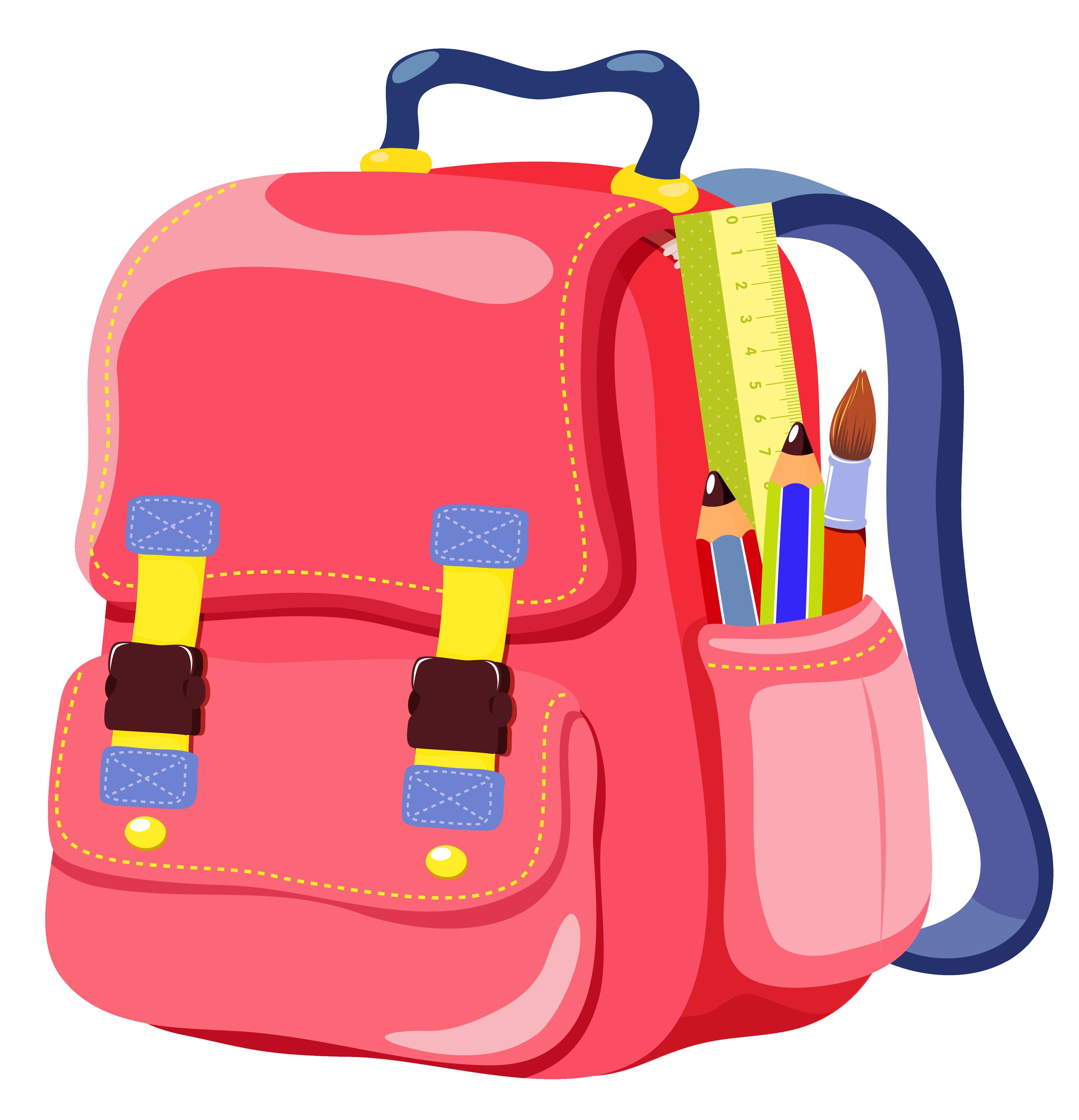 School backpack png. Clipart gallery yopriceville high