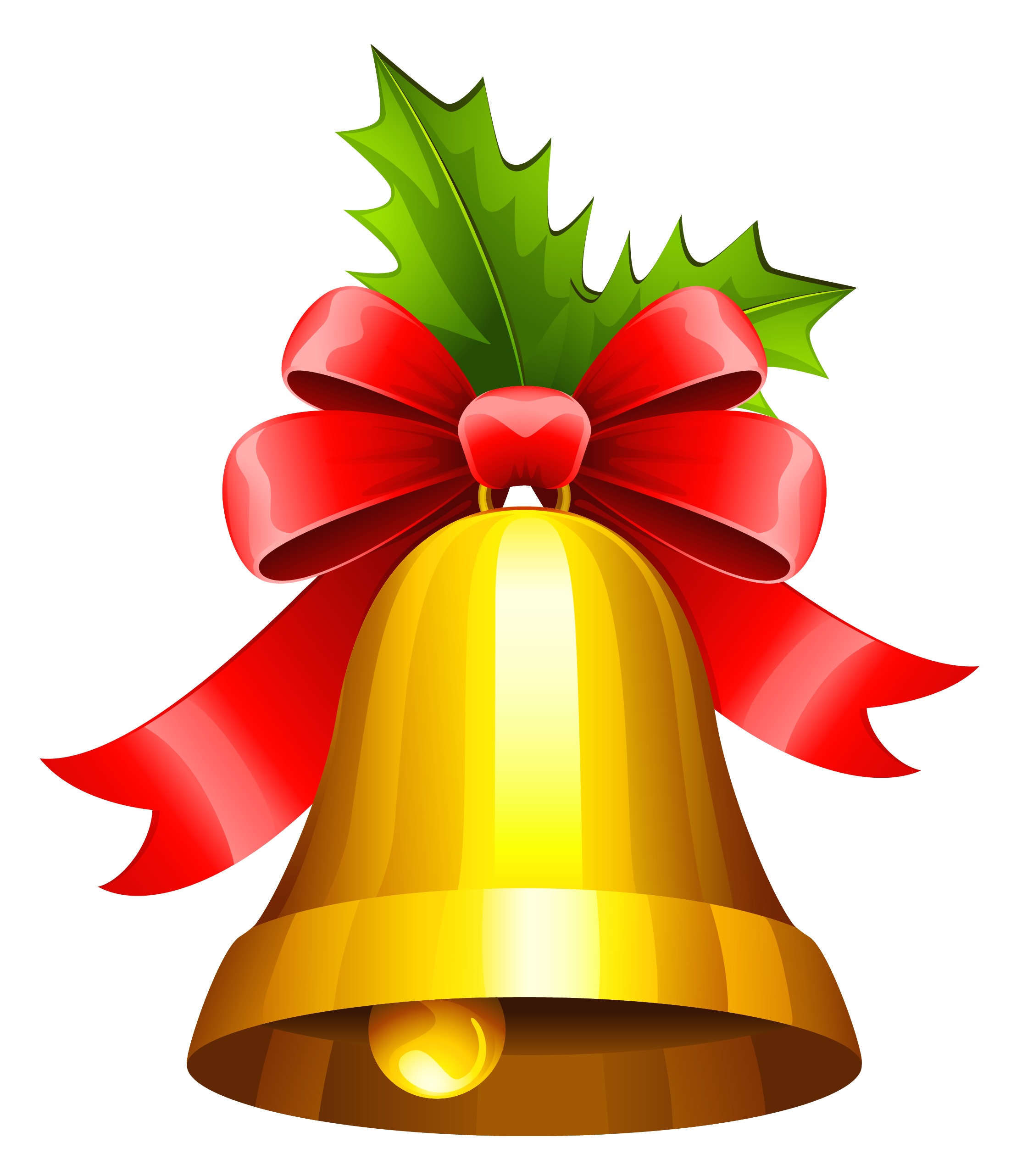 School bell png no background. Christmas transparent clipart gallery