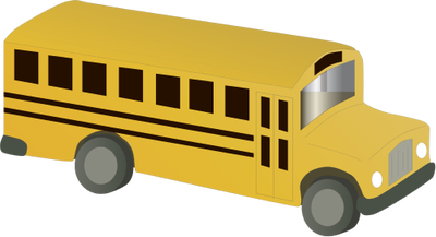 Transport drawing public. School bus most downloaded