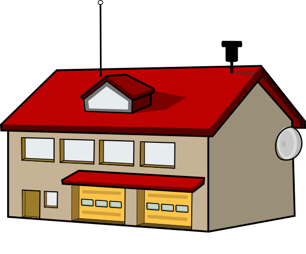 School clip building. Image of clipart buildings