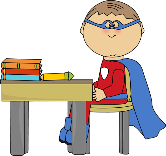 School clip my cute graphic. Superhero art kids images