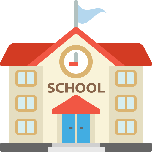 School clipart. Transparent png stickpng
