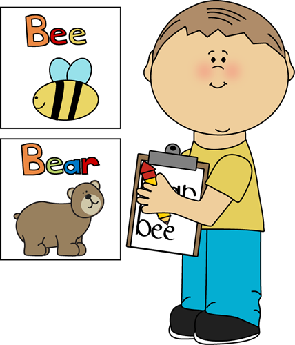 School clipart writing. Write the room center