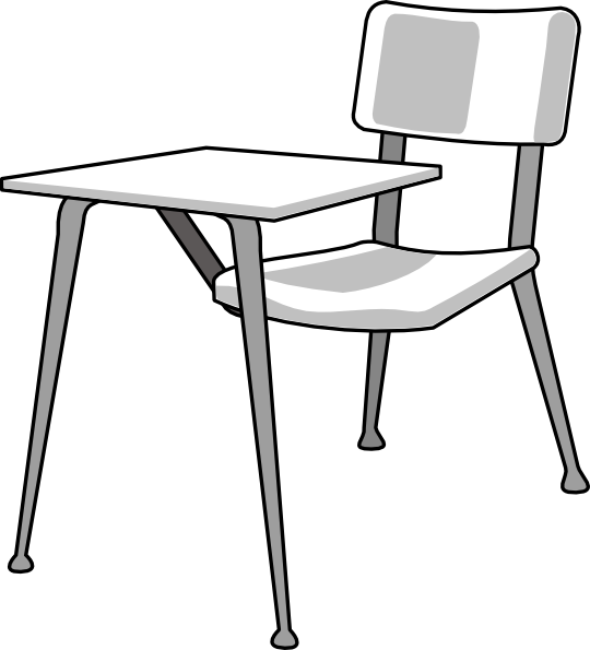 drawing chairs classroom