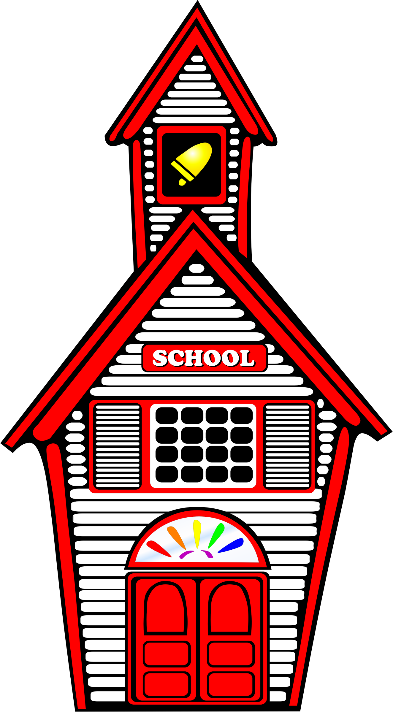 School house png. Image asset battle for