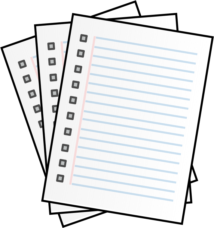 School notes clipart png. Take note