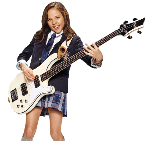 School of rock png. Tomika from nick com