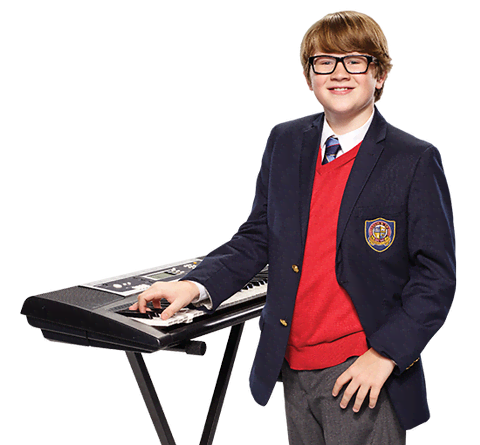 School of rock png. Lawrence from nick