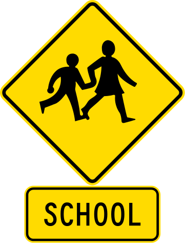 School sign png. File new zealand assembly