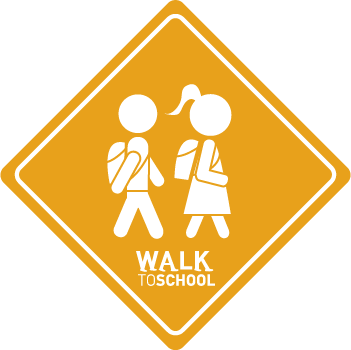 School sign png. Walk to for web