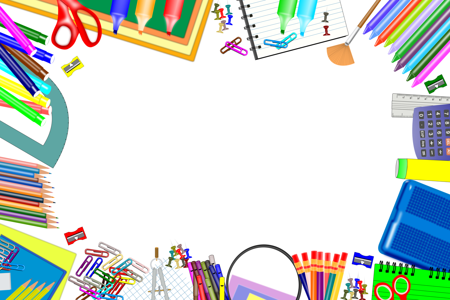 School supplies png. International education consultants and