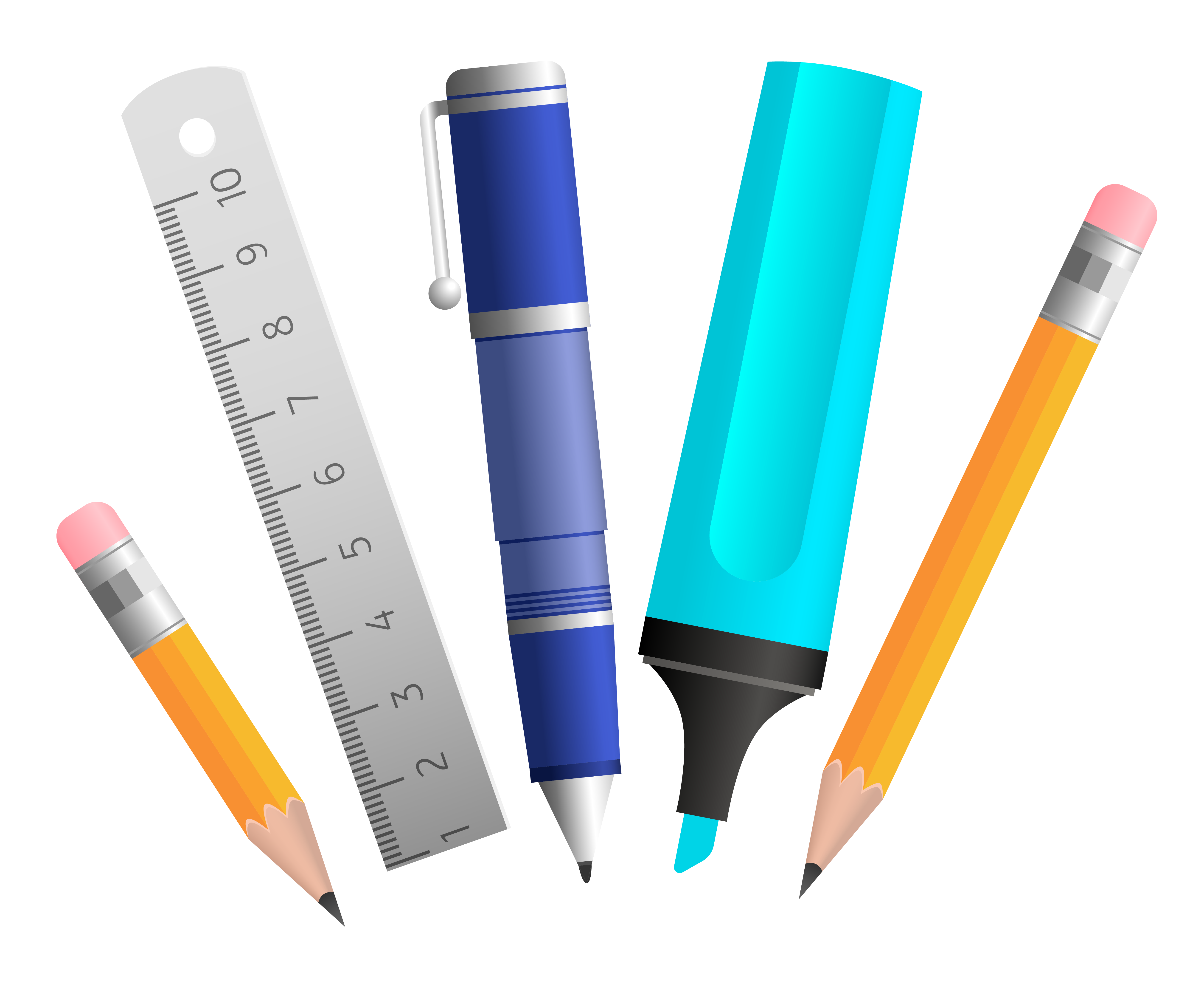 School tools png. Picture gallery yopriceville high