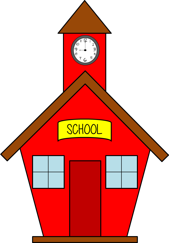 Schoolhouse clipart hometime. Th day of