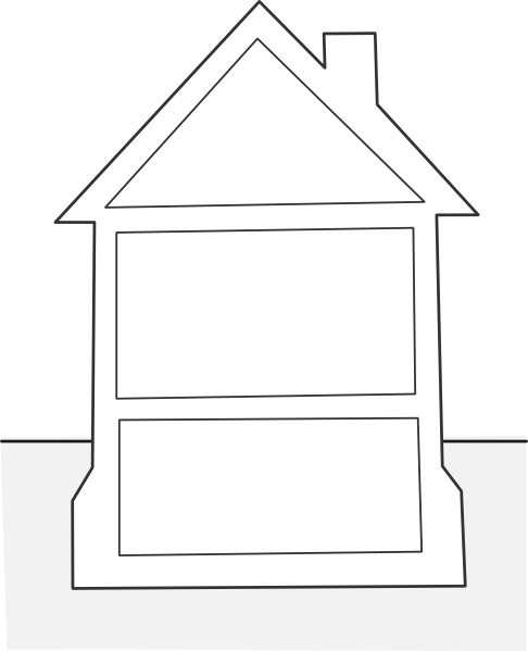 Schoolhouse vector old time. Free school house outline