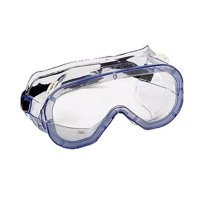 Science goggles png. Lab safety equipment image