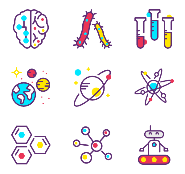 Science png. Free icons svg eps