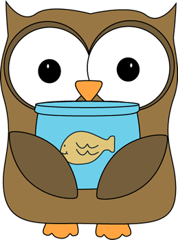 Owl classroom pet helper. Snacks clipart assistant clip royalty free library