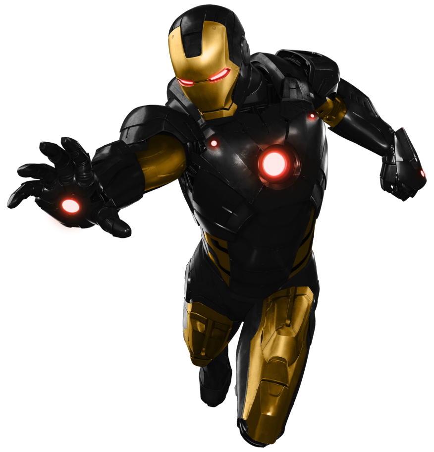 Scifi vector iron man. Now armor by darks