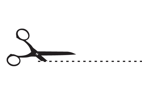 Scissor clipart cut here. Png scissors cutting dotted