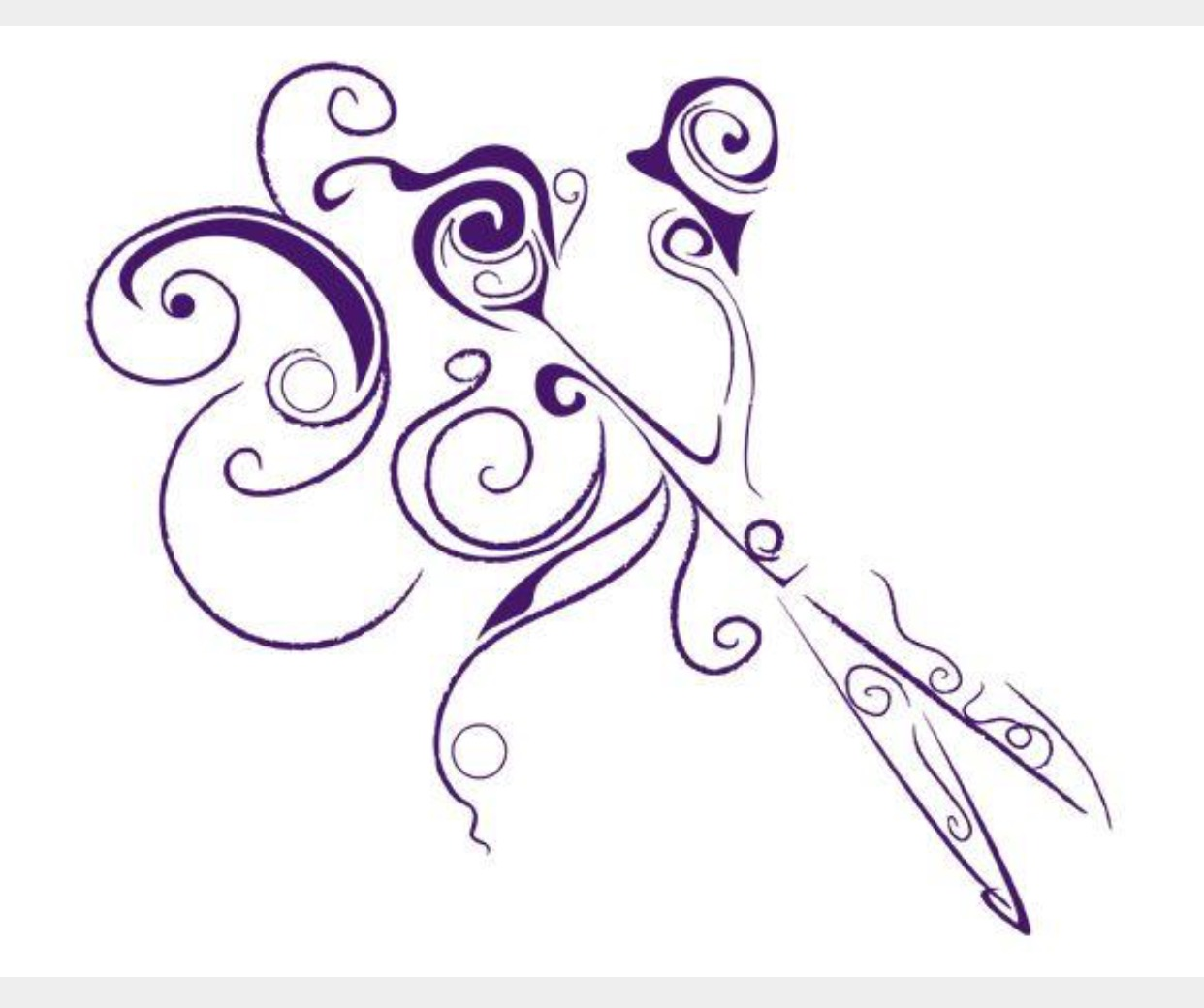 Scissor clipart hairdresser scissors. And comb drawing at