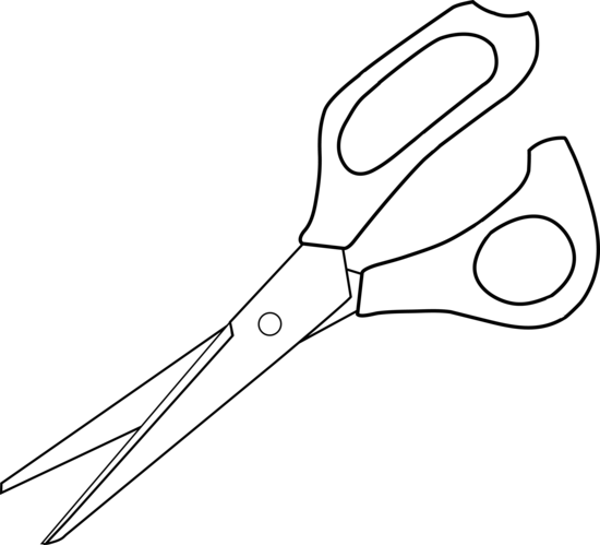 Tools clip line. Free scissors pictures download