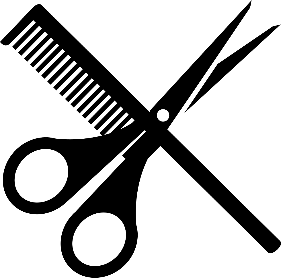 comb svg barber