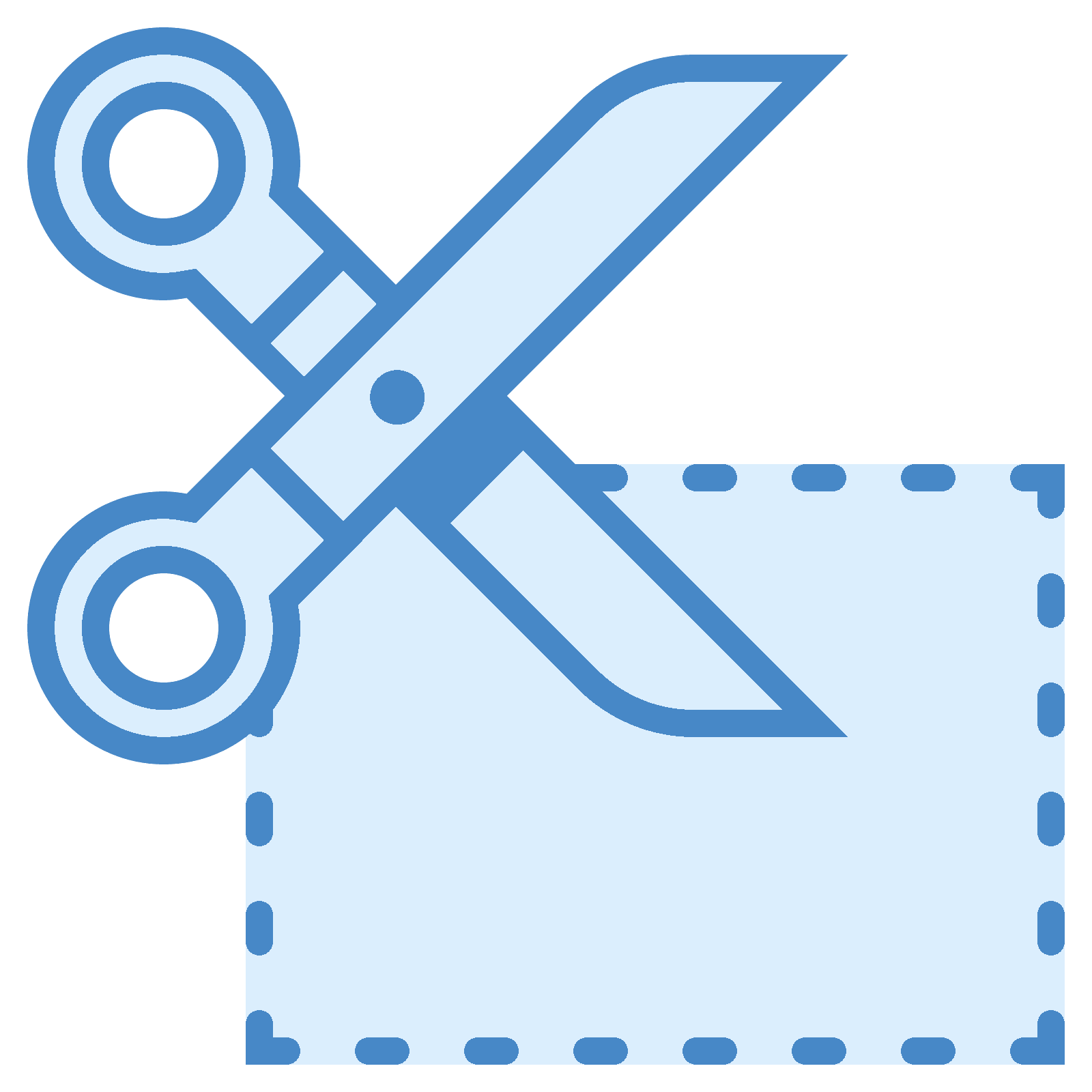 Scissors cutting coupon png. Icon free download and