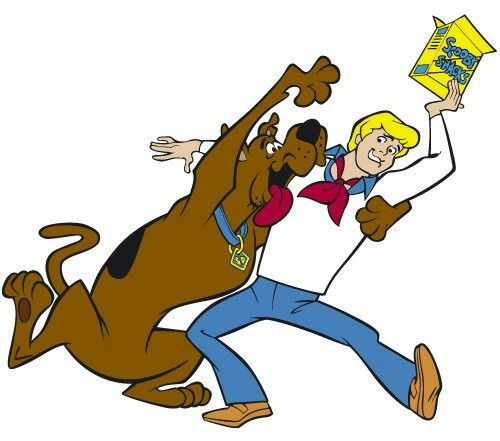 Scooby doo clipart retro. Best images on