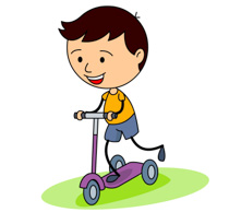 Scooter clipart. Search results for clip
