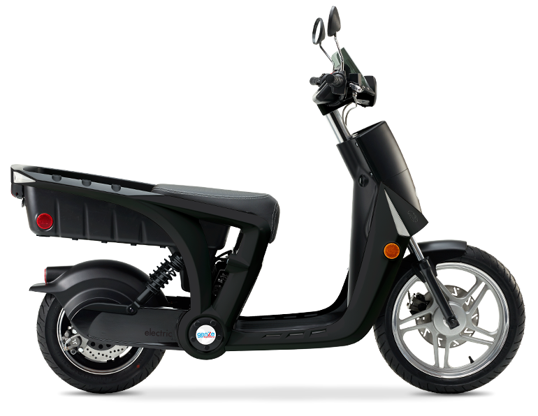 Scooter vector. Electric png image background