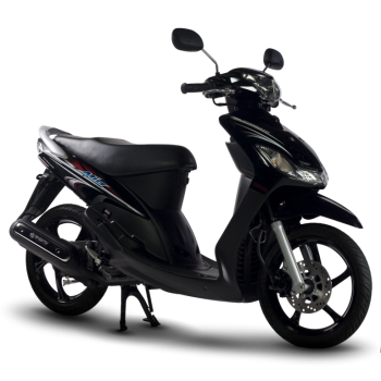 Scooter vector mio. Yamaha sporty motorcycle buy