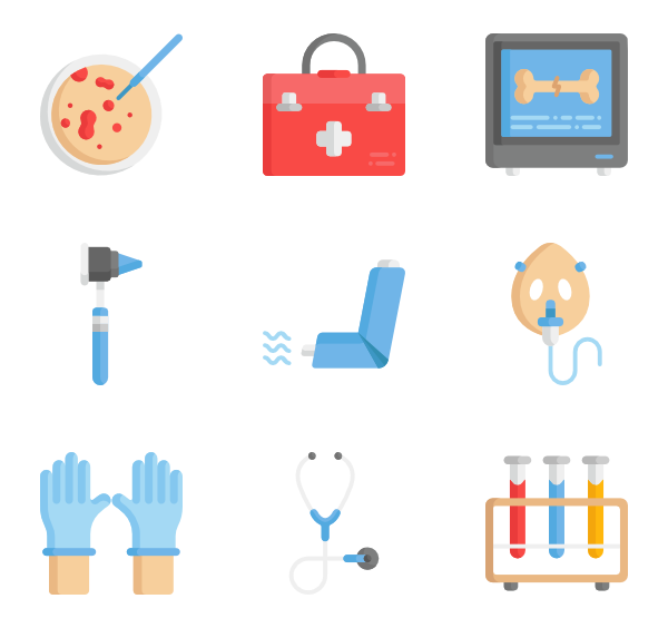 Scope vector icon. Packs svg psd