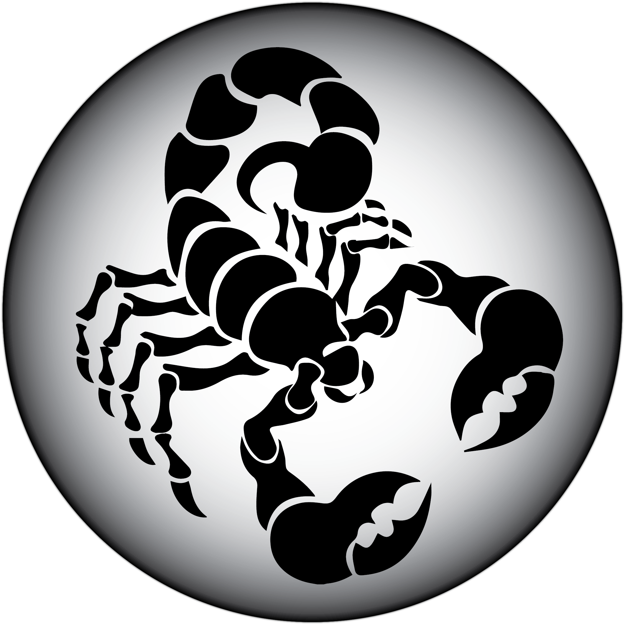 Scorpion clipart scorpio sign. Free png transparent images