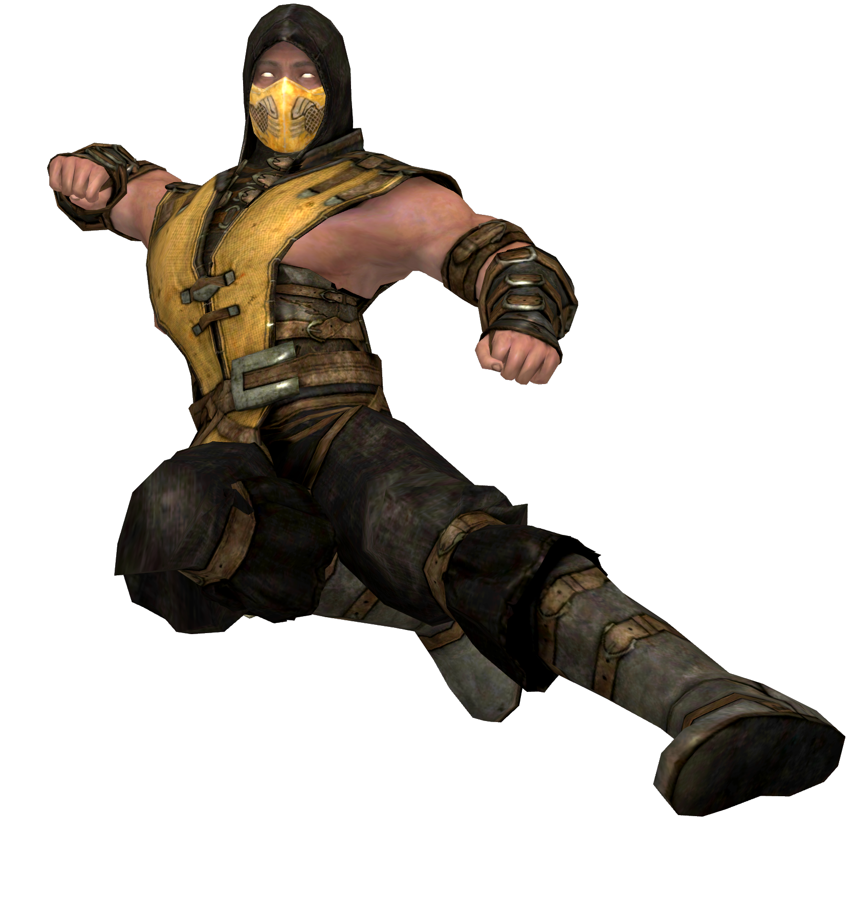 Scorpion mkx png. Image playstation all stars