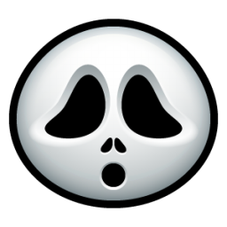 Ghostface drawing screaming. Free scream cliparts download