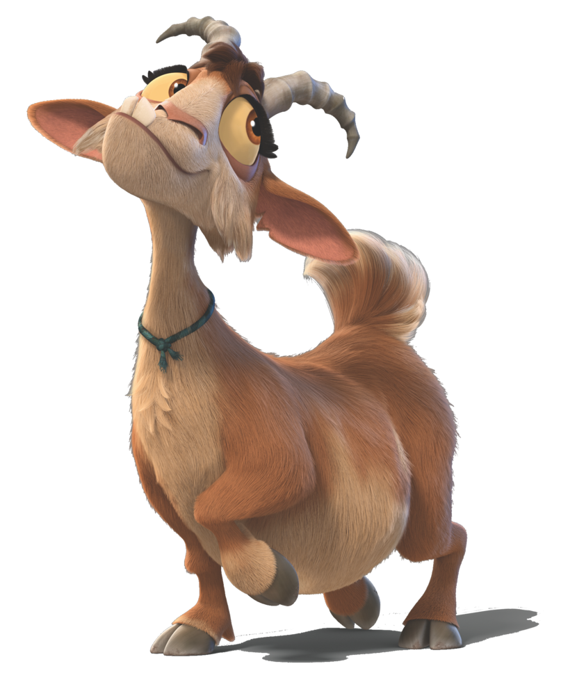 Screaming goat png. Lupe by ferdinandofan on