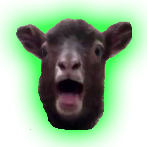Screaming goat png. App insights goats soundboard