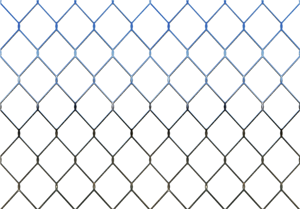 Netting vector wire. Metal screen by elissandro