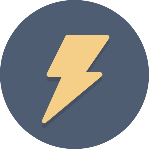 Screw svg electricity. Icons for free bolt
