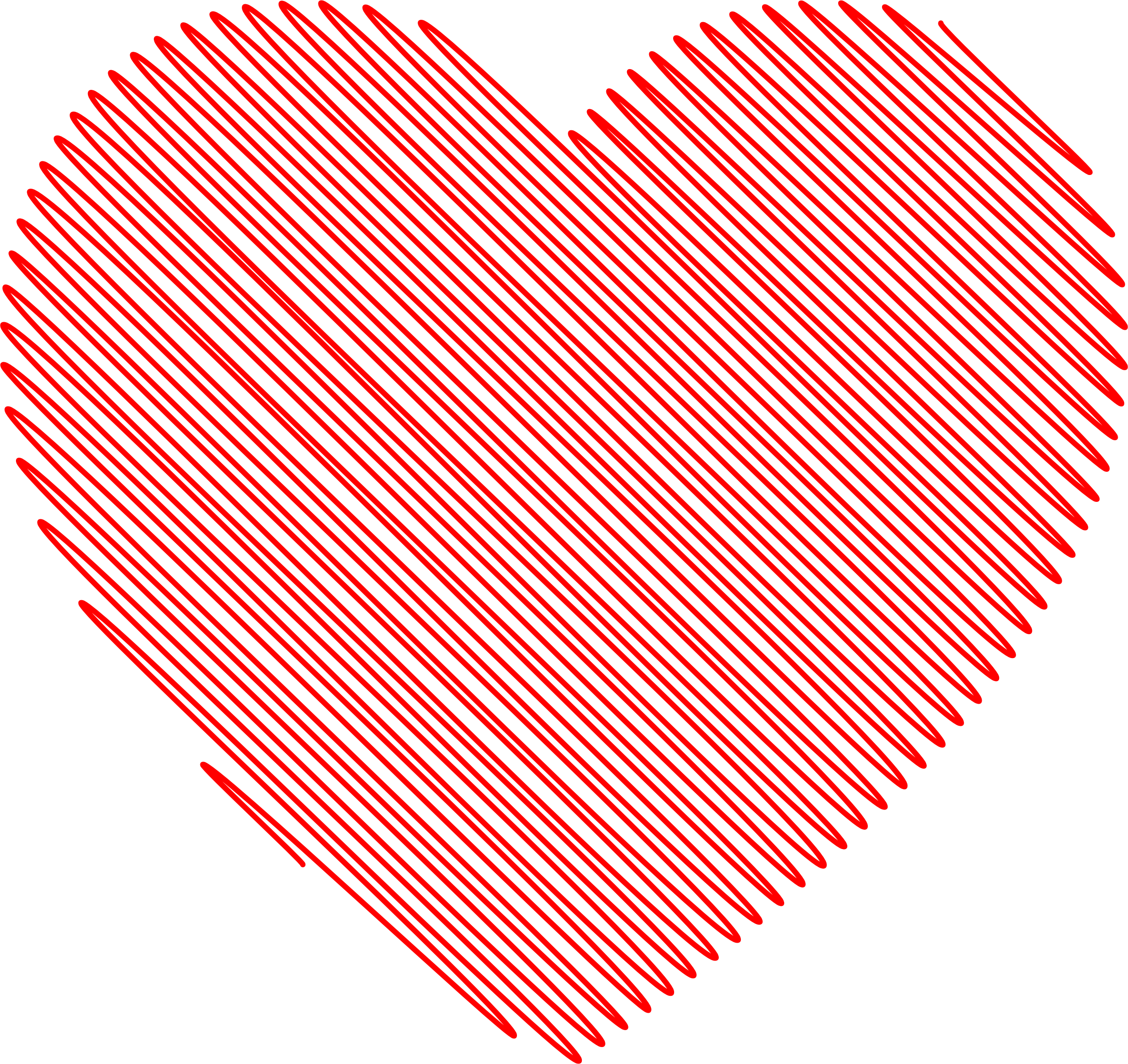 Vintage heart png. Scribble icons free and
