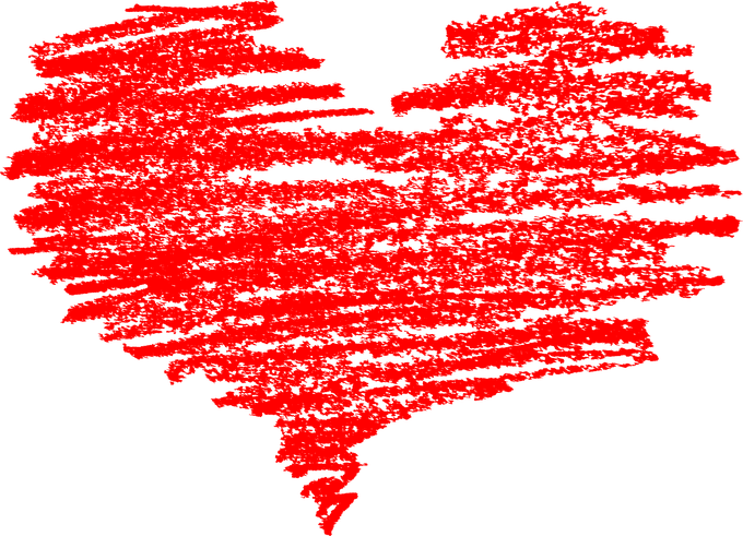 Scribble heart png. Images siewalls co transpa