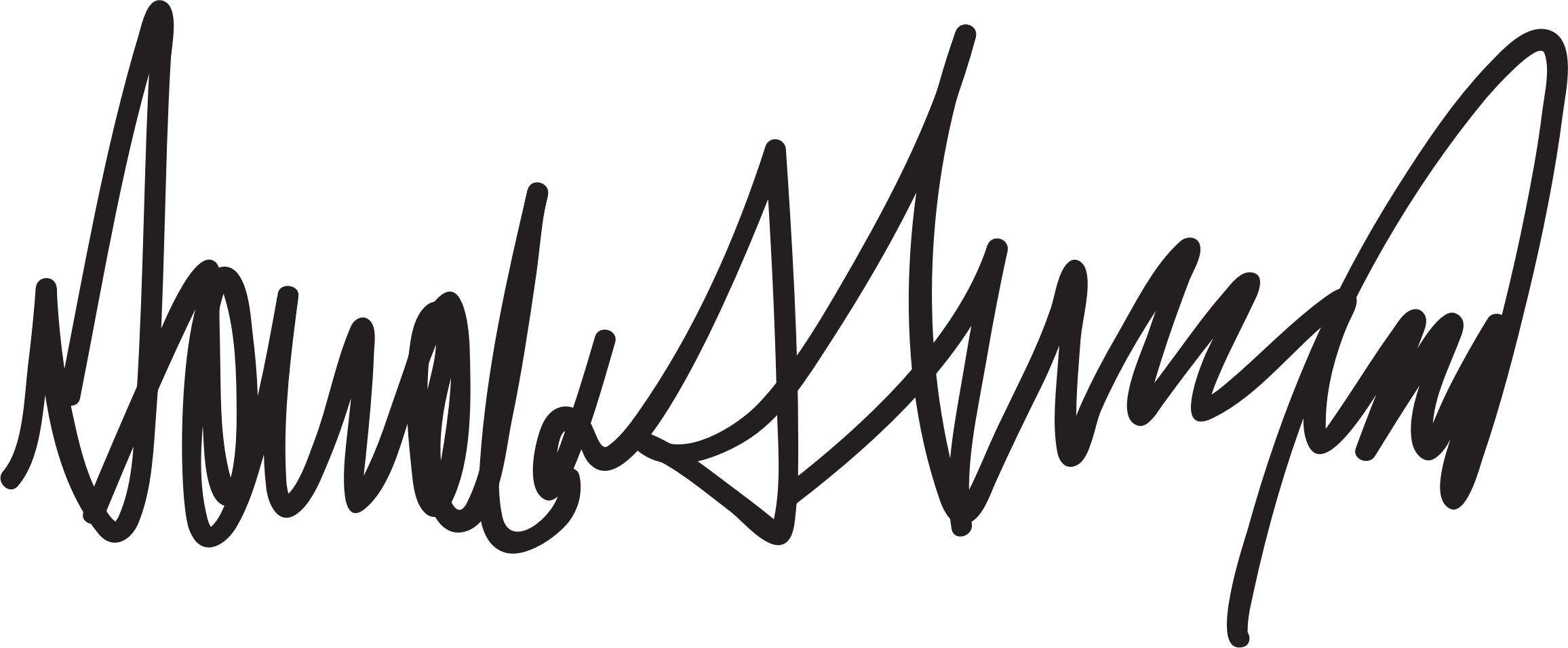 Scribble underline png. My thoughts on presidential
