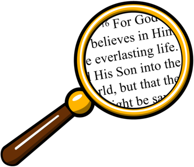 Scripture clipart open bible. Free download best on